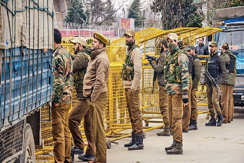 Centre To Directly Control Police In Union Territory Of Jammu & Kashmir