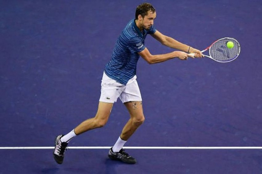 Paris Masters: Daniil Medvedev Stunned By Jeremy Chardy; Karen Khachanov Dethroned
