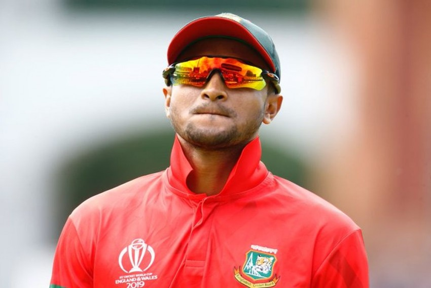 Shakib Al Hasan Quits MCC World Cricket Committee Following Anti-Corruption Suspension