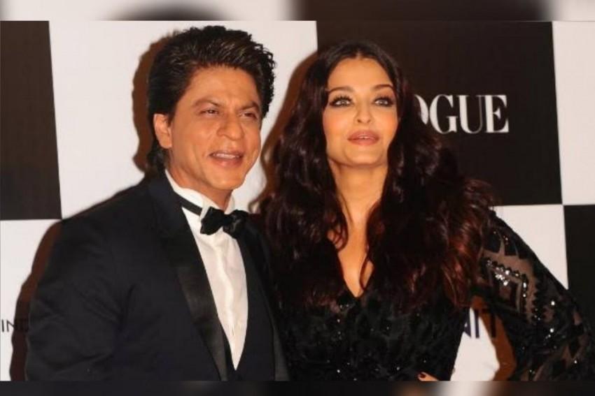 Shah Rukh Khan Saves Aishwarya Rai's Manager After Her Lehnga Caught Fire At Bachchan's Diwali Bash