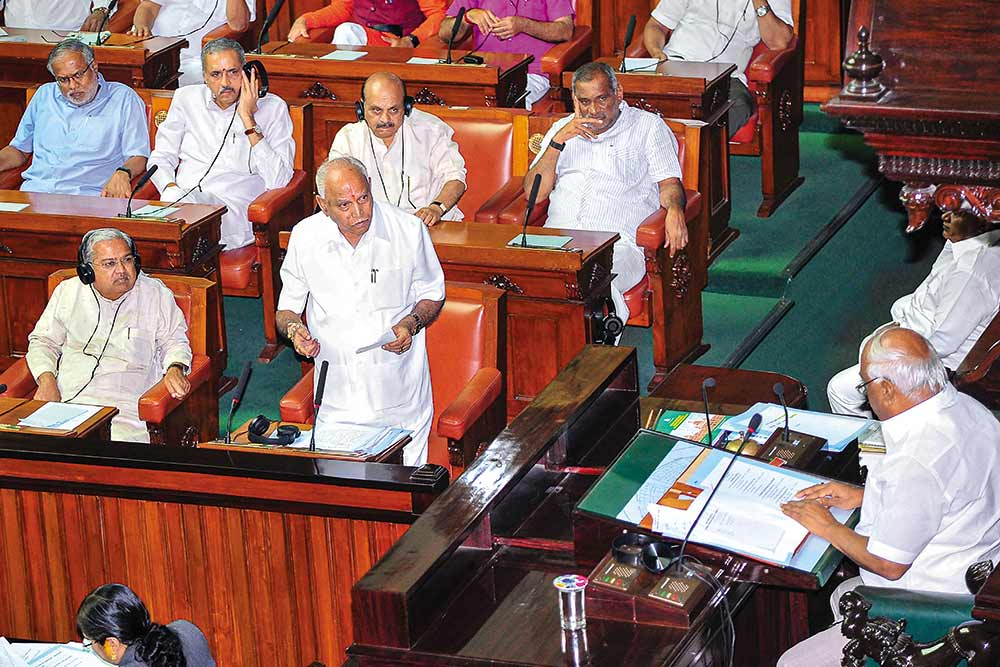 Camera Obscura: Karnataka Assembly Bans Private TV Crews, Photographers