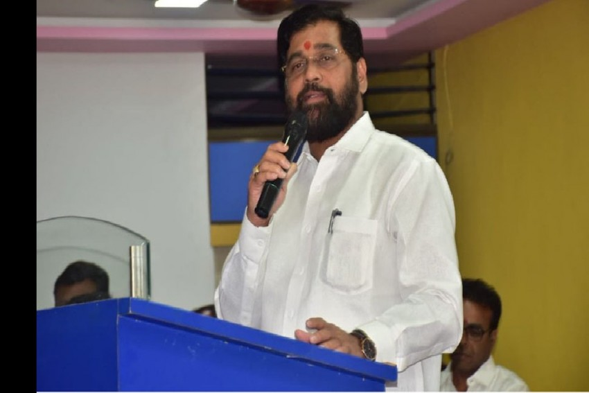 Eknath Shinde Elected Leader of Sena's Legislative Party