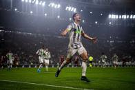 Serie A: Cristiano Ronaldo Nets Late Penalty To See Juventus Past Genoa