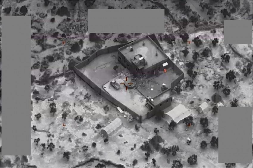 Pentagon Releases Video Of Raid That Killed ISIS Leader Al-Baghdadi