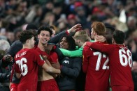EFL Cup: Liverpool Reach Quarters After 10-Goal Thriller Against Arsenal