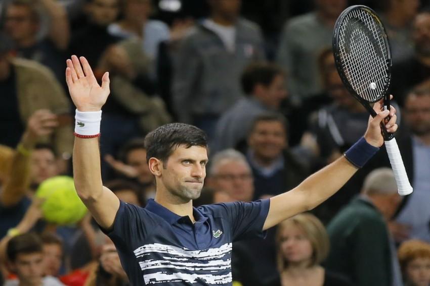 Paris Masters: Novak Djokovic Progresses After Stern Corentin Moutet Test; Rafael Nadal Also Through