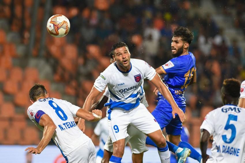 ISL 2019-20, Match 12 Report: Jerry, Aridane Star As Odisha FC Beat Mumbai City 4-2