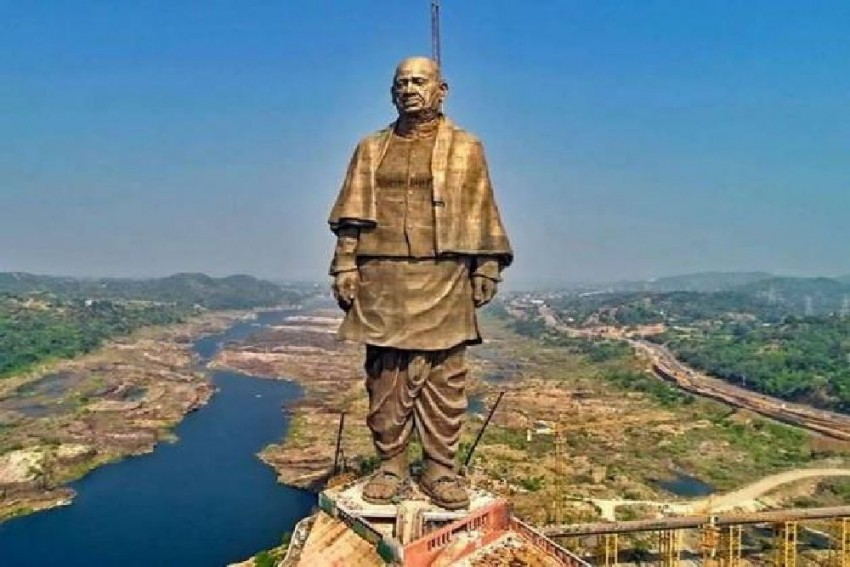 President Kovind, Home Minister Amit Shah Pay Tributes To Sardar Patel