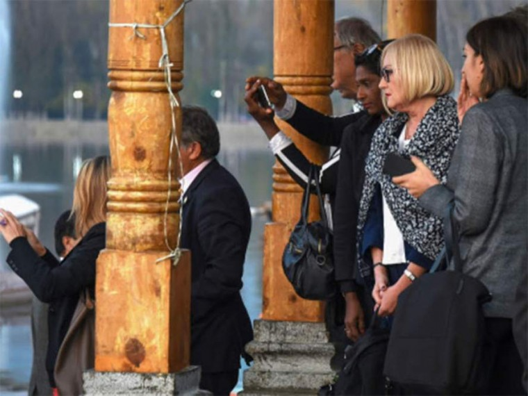Not Necessary For Such Visits To Come Through Official Channels: Govt On EU MPs J&K Tour