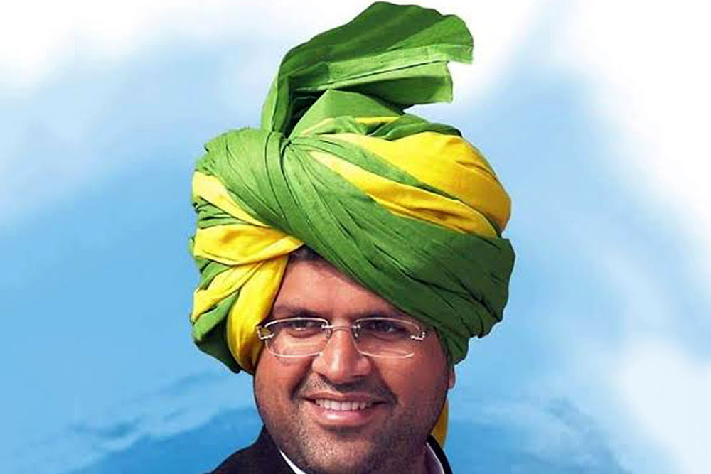 The Power Of 10! Meet Dushyant Chautala, The New Kingmaker In Jat Land