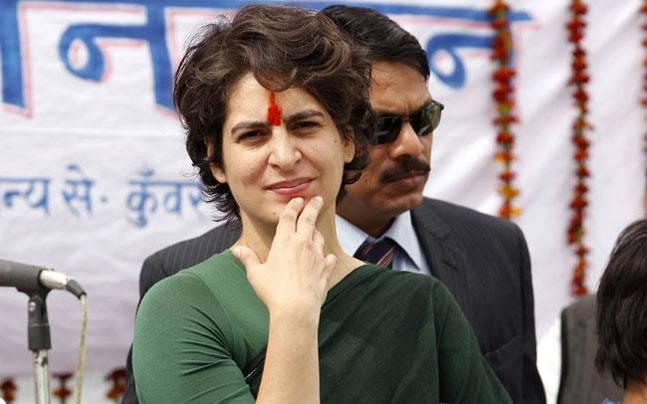 Congress Only Remembers Leaders Belonging To Nehru-Gandhi Family: BJP Retorts To Priyanka