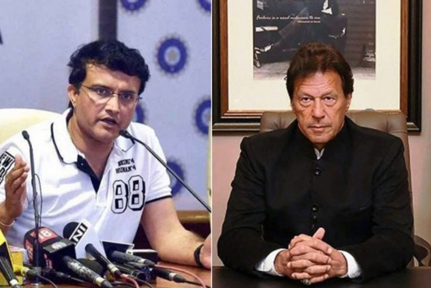 Sourav Ganguly Slams Pakistan PM For 'Rubbish' Speech, Says Imran Khan Is Not The Cricketer The World Knew