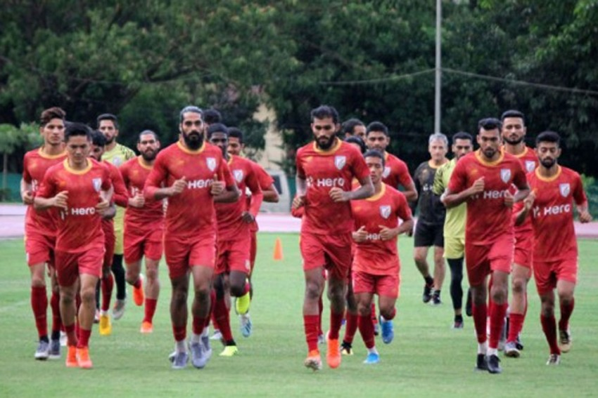 FIFA World Cup Qualifiers, IND Vs BAN: Indian Team Lands In Guwahati For Preparatory Camp