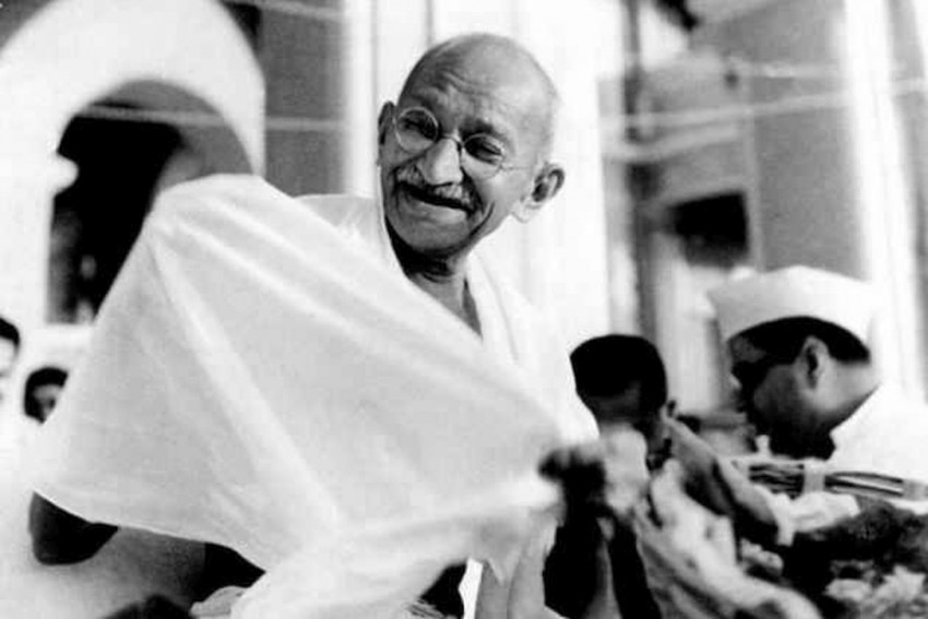 Mahatma Gandhi's Ashes Stolen, Photo Defaced On 150th Birth Anniversary