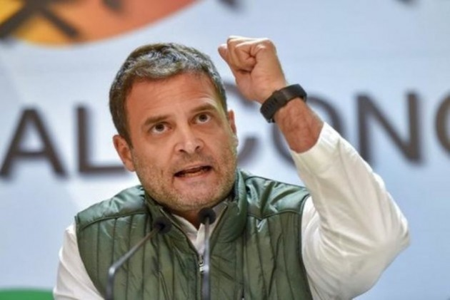 Rahul Gandhi Attacks Govt, Says Anyone Who Says Anything Against PM Modi Is Put In Jail