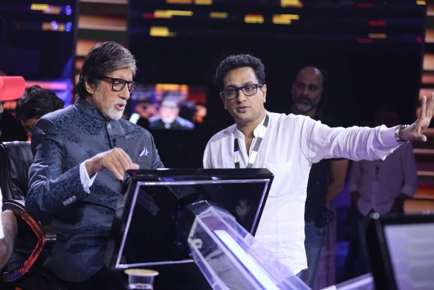 Big B Has An Edge Over Other Superstars As TV Show Host, Says KBC Director