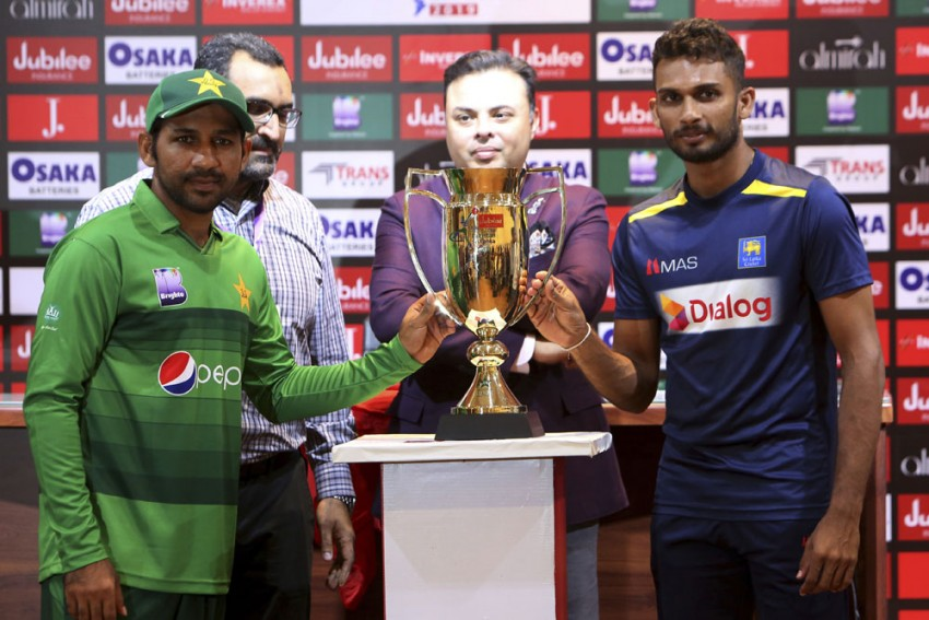 PAK Vs SL, 1st T20I   HIGHLIGHTS: Sri Lanka Conquer Lahore, Hammer Pakistan By 64 Runs