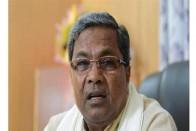 'Modi Administration Similar To That Of Adolf Hitler's': Ex-K'taka CM Siddaramaiah