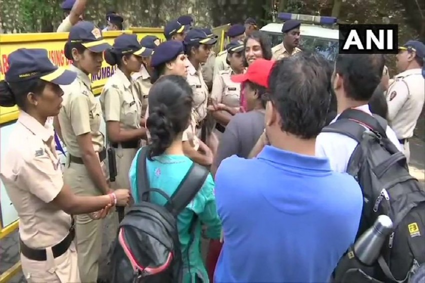 All You Need To Know About Protest And Felling Of Trees At Aarey Colony