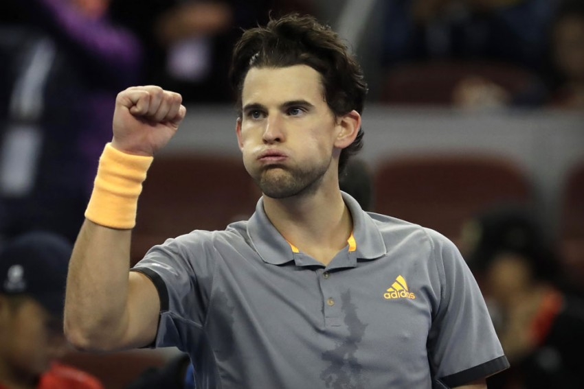 China Open: ATP Finals-Bound Dominic Thiem Faces Stefanos Tsitsipas In Final