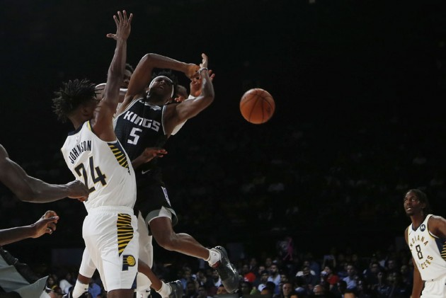 NBA In India: Indiana Pacers Beat Sacramento Kings 130-106 In 2nd Pre-Season Friendly