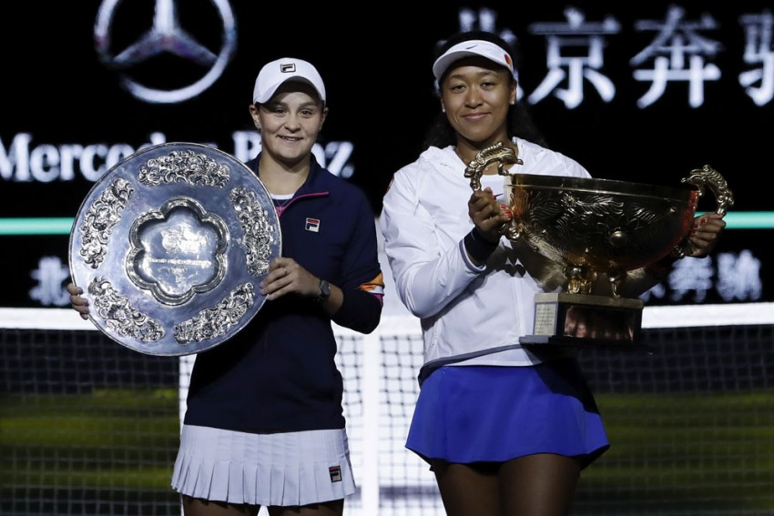 China Open: Naomi Osaka Beats World Number One Ashleigh Barty To Win Back-To-Back Titles
