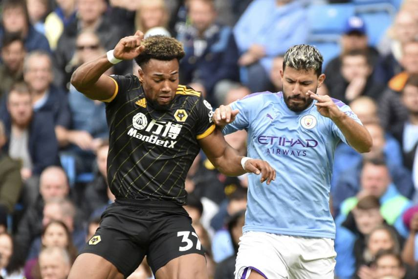 Epl Gameweek 8 Manchester City 0 2 Wolves Adama Traore Double Stuns Insipid Champions