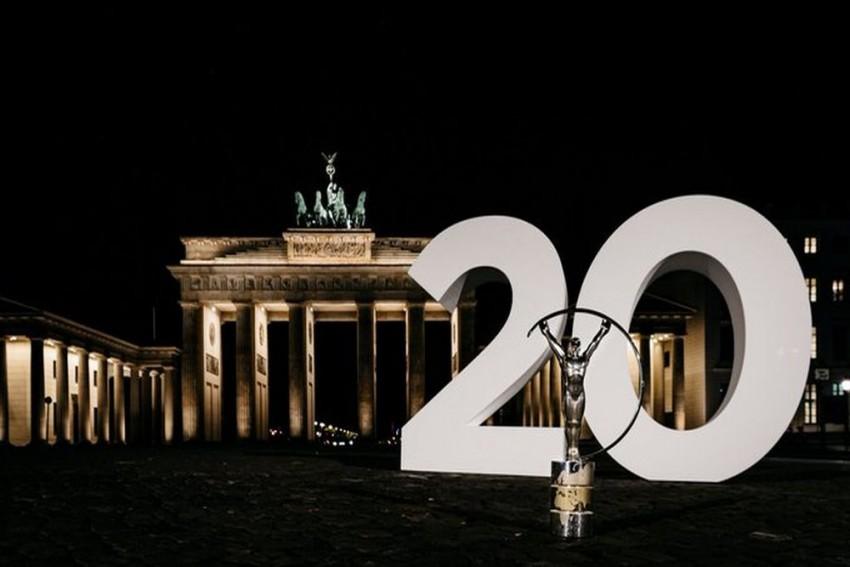 Berlin To Host 2020 Laureus World Sports Awards
