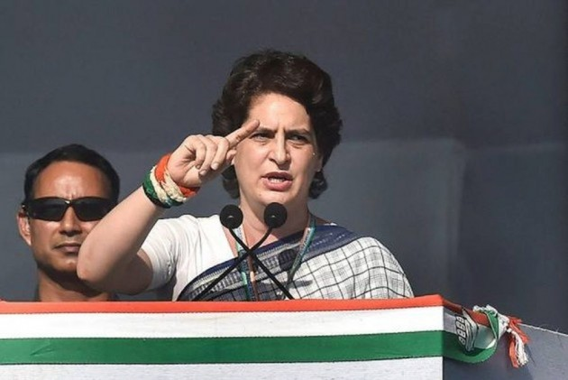 Firms Staying Closed For 10 Days A Month Due To Recession, BJP Govt Doing Nothing: Priyanka Gandhi