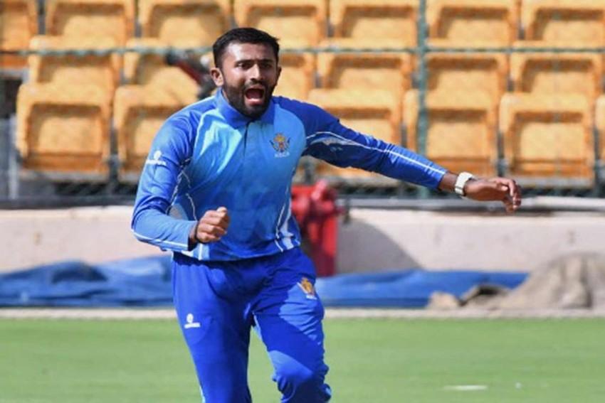 Vijay Hazare Trophy: Shreyas Gopal Shines As Karnataka Register Comfortable Win Over Andhra Pradesh