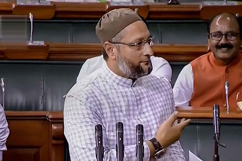 Even 'Calcium Injection' Can't Revive Congress, It's 'Wiped Out': Asaduddin Owaisi
