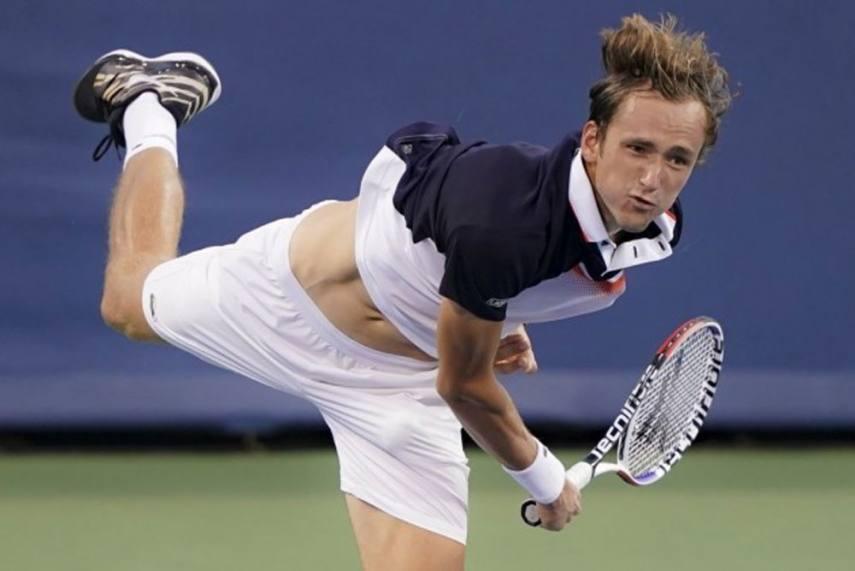 Novak Djokovic Heaps Praise On Very Complete Daniil Medvedev