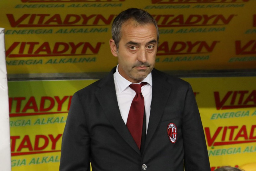 Shocker! AC Milan Sack Marco Giampaolo After Just Seven Games