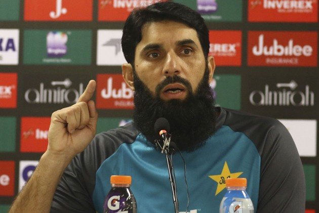 PAK Vs SL: Pakistan Coach Misbah Ul-Haq Lashes Out At Sarfaraz Ahmed-Led Outfit After Losing T20I Series