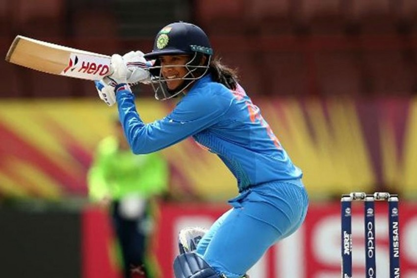 Smriti Mandhana Ruled Out Of South Africa Women's ODI Series