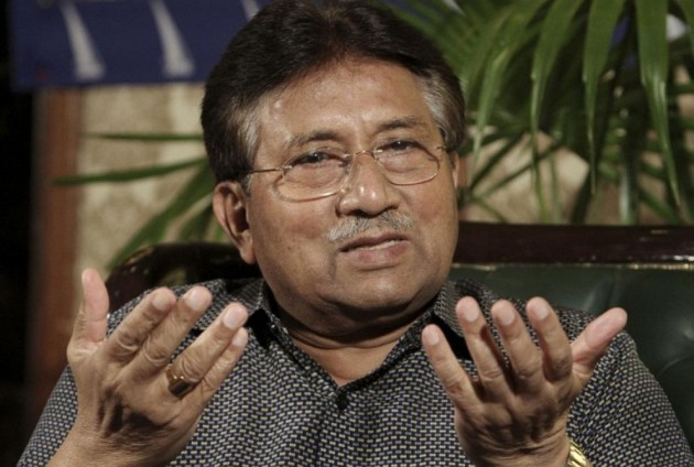 Musharraf Returns To Active Politics, Says Kashmir In Blood Of Pakistani Nation
