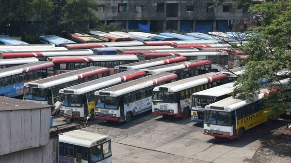 Telangana Transport Staff Relentless Despite Facing Job Loss
