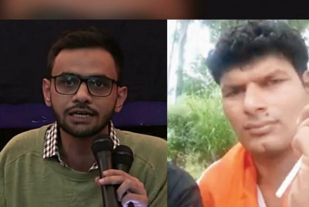 Man Who Tried To Shoot Umar Khalid Is Shiv Sena's Candidate In Haryana