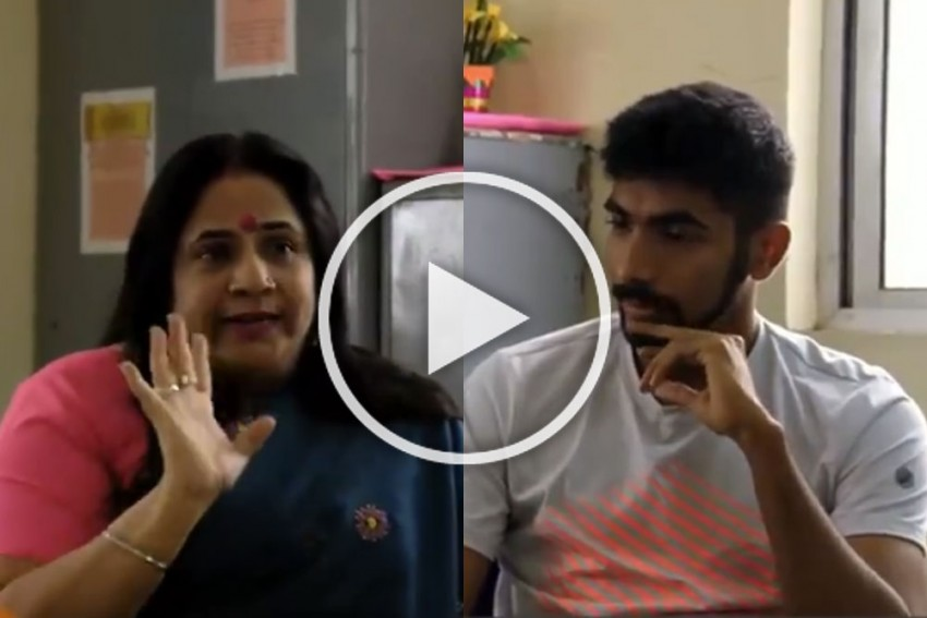 Jasprit Bumrah, Mother Narrate Story Of Their Struggle, WATCH Viral Video Shared By Mumbai Indians