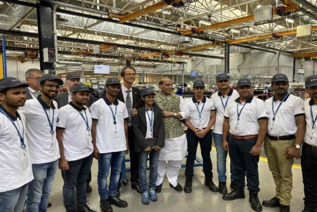 'Make Sure Indian Tax System Is Not Terrorising Us': Rafale Engine Maker Tells Rajnath