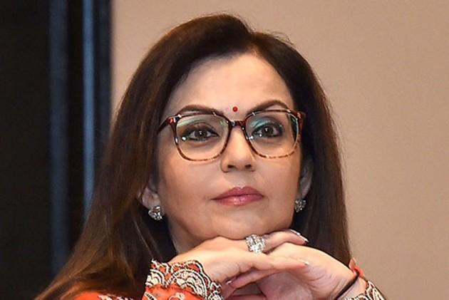 It's My Dream To See India Host Olympics, FIFA World Cup: Nita Ambani