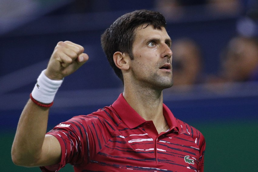 Shanghai Masters: Headline Acts Novak Djokovic, Dominic Thiem Go Through In China