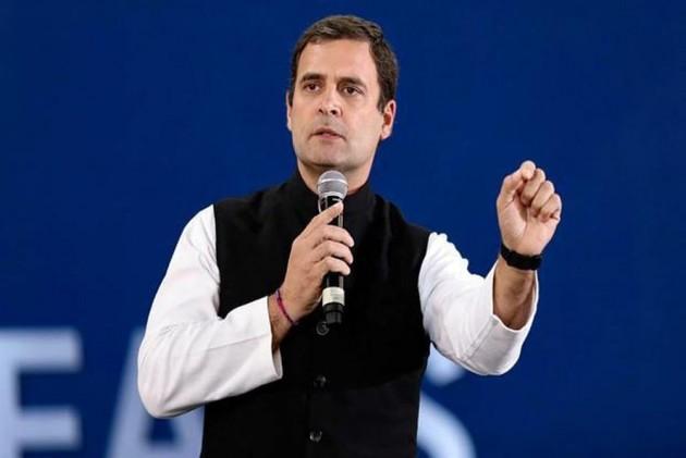 Rahul Gandhi Is A Rare Breed In Indian Politics: Adhir Ranjan Chowdhury