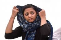 Shehla Rashid Quits Mainstream Politics, Says 'Can't Be Party To Suppression Of Kashmiris'