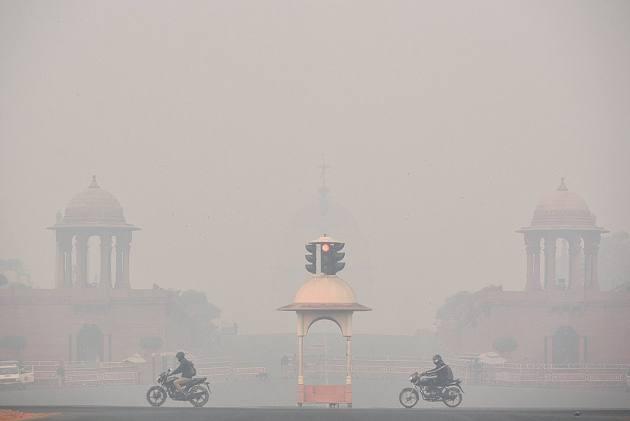 Public Health Emergency Declared In Delhi By EPCA, Construction Banned Till Nov 5