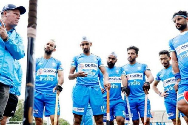 Tokyo Olympics Hockey Qualifiers: Mandeep's Brace Saves India Blushes Against Minnows Russia