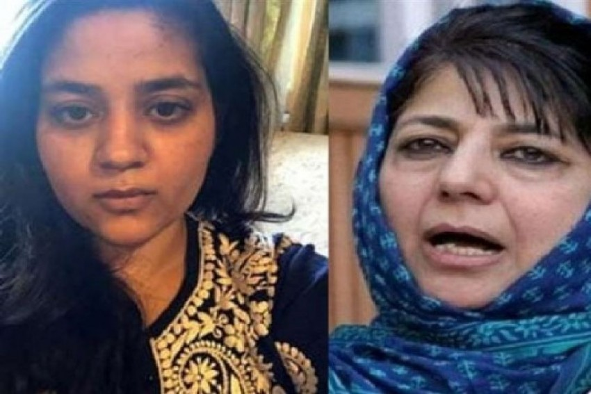 'How Long Will You Separate Mothers From Sons?': Mehbooba's Daughter Asks PM Modi