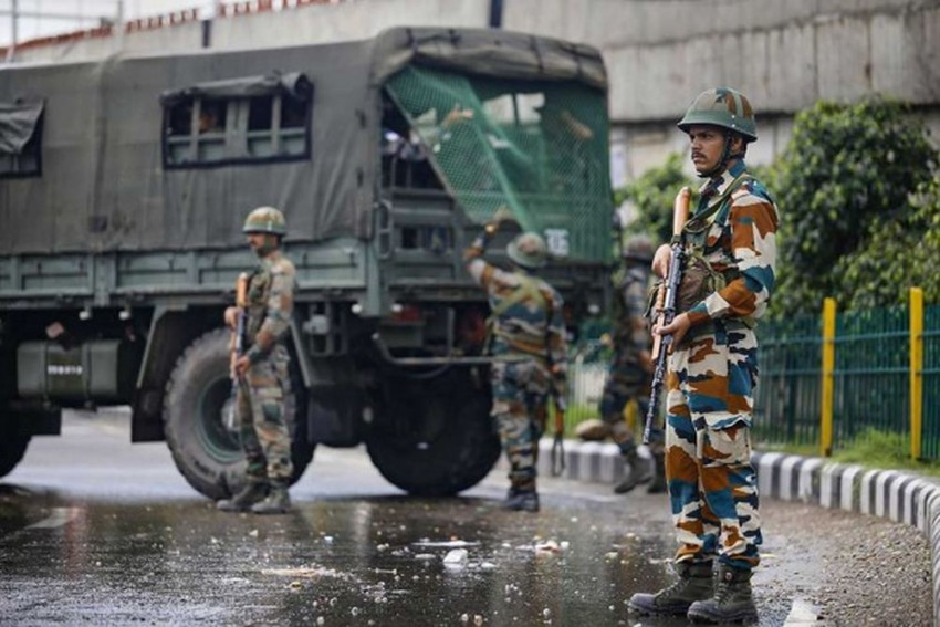 Centre Takes Power To Declare Any Area In J&K 'Disturbed' Under AFSPA
