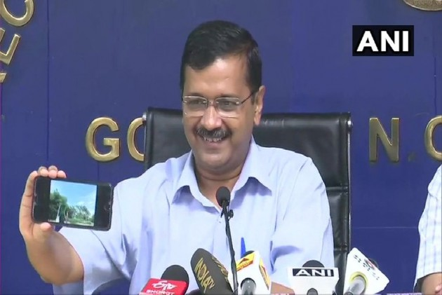As Thick Haze Covers Delhi, Kejriwal Asks Opposition To Stop Mocking People