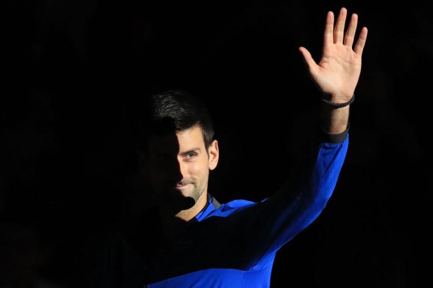 Paris Masters: Novak Djokovic Exacts Revenge, Demolishes Stefanos Tsitsipas To Enter Semis